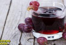 Quem tem gastrite pode tomar suco de uva