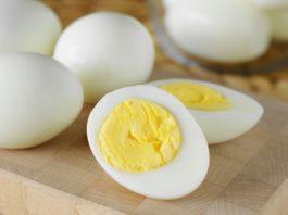 Quem tem refluxo pode comer ovo